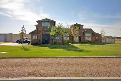 Bushland Single Family Home For Sale: 5400 Buffalo Springs Trl