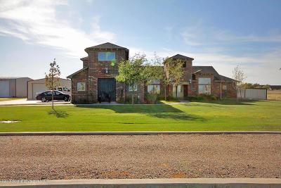 Bushland Single Family Home For Sale: 5400 Buffalo Springs Trl