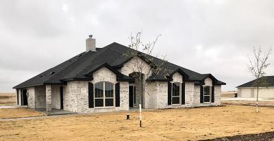 Amarillo Single Family Home For Sale: 18700 Oak Springs Trl