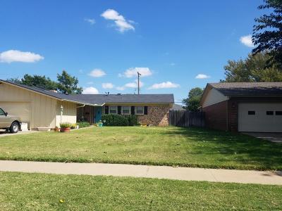 Amarillo Single Family Home For Sale: 4429 Mesa Cir