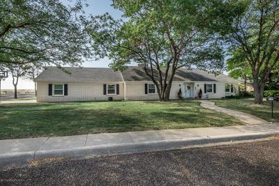 Canyon Single Family Home For Sale: 3312 Linda Ln