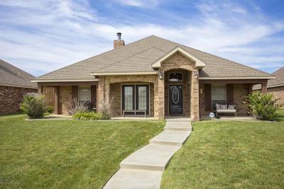 Amarillo Single Family Home For Sale: 8102 Alexandria Ave