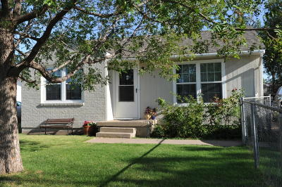 Amarillo Single Family Home For Sale: 3328 20th NE Ave