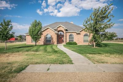 Canyon Single Family Home For Sale: 16300 Turtle Dove Ln