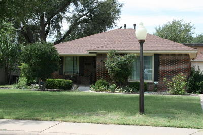 Amarillo Single Family Home For Sale: 2008 Milam S St