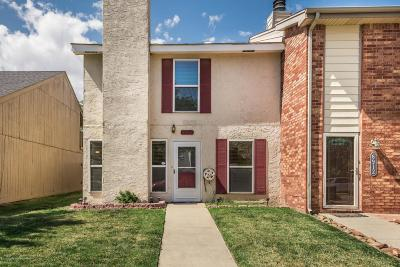 Amarillo Condo/Townhouse For Sale: 6914 Hurst St