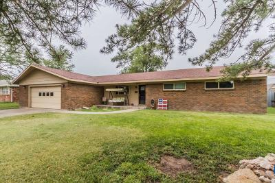 Canyon Single Family Home For Sale: 2615 11th Ave