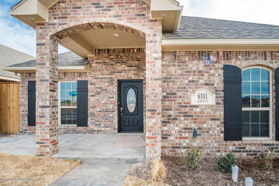 Amarillo Single Family Home For Sale: 6311 Mosley St