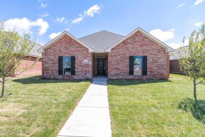 Amarillo Single Family Home For Sale: 7915 Crestline