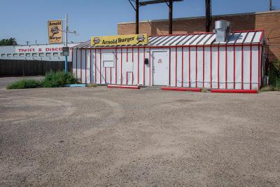 Amarillo Commercial For Sale: 1615 Washington S St