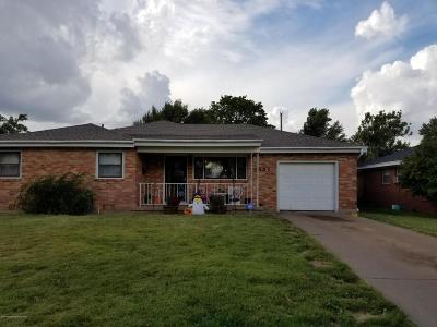 Amarillo TX Rental For Rent: $1,100