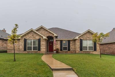 Amarillo Single Family Home For Sale: 9303 Buccola Ave
