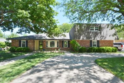 Canyon Single Family Home For Sale: 14 Dellwood Ln