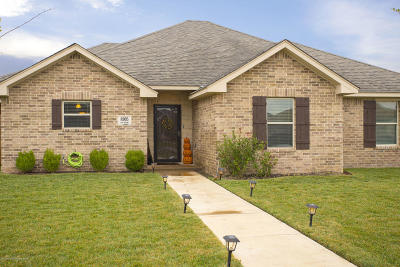 Amarillo Single Family Home For Sale: 8305 Tallahassee Dr