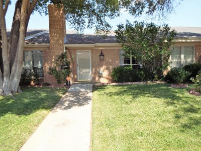 Amarillo Condo/Townhouse For Sale: 3407 Gladstone Ln