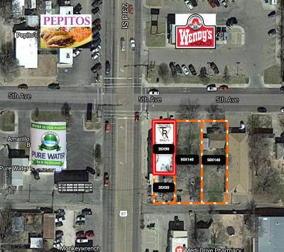 Randall County Commercial For Sale: 501 23rd St