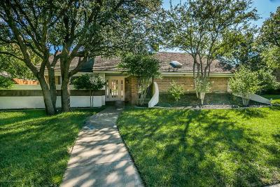 Amarillo Single Family Home For Sale: 3623 Tripp Ave