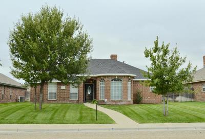 Amarillo Single Family Home For Sale: 8118 Sheldon Rd