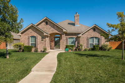 Amarillo Single Family Home For Sale: 6405 Sinclair St