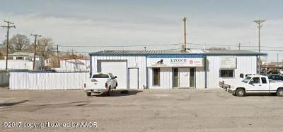 Amarillo Commercial For Sale: 900 S Adams St