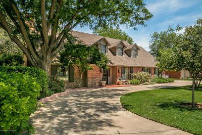 Amarillo Single Family Home For Sale: 3811 Doris Dr