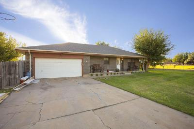 Amarillo Single Family Home For Sale: 103 Rustic Trl