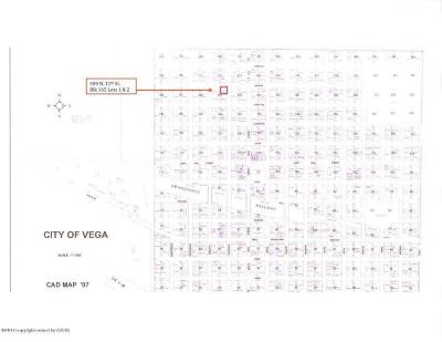 Vega Residential Lots & Land For Sale: 409 11th N Street