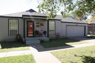 Canyon Single Family Home For Sale: 1106 8th Ave
