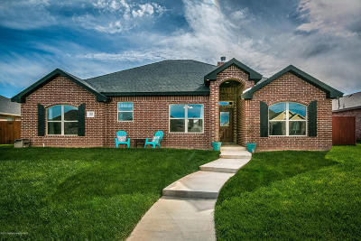 Amarillo Single Family Home For Sale: 7413 City View Dr