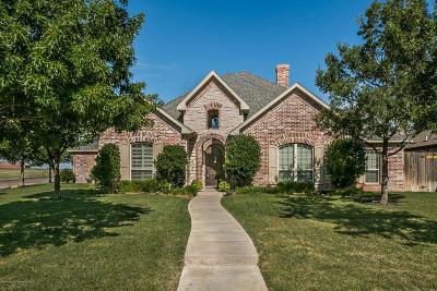 Amarillo Single Family Home For Sale: 7912 London Ct
