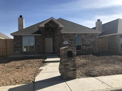 Amarillo Single Family Home For Sale: 6307 Mosley St