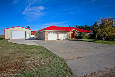 Bushland Single Family Home For Sale: 3101 Munday Ln
