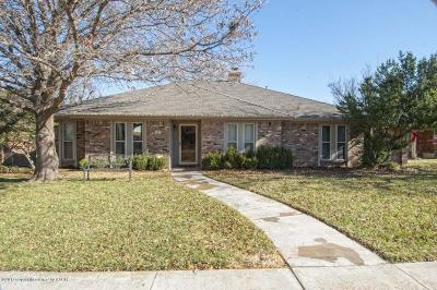 Randall County Single Family Home For Sale: 6403 Euston Dr