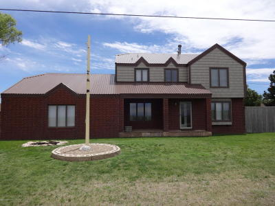 Panhandle Single Family Home For Sale: 1619 Pecan Ave