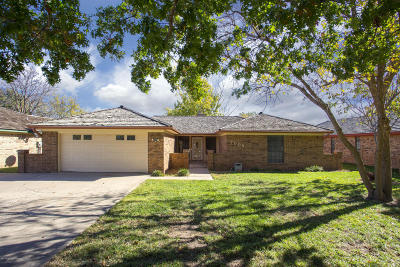 Randall County Single Family Home For Sale: 7009 Chelsea Dr