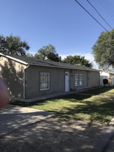 Amarillo Single Family Home For Sale: 5615 Massie Rd