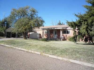 Fritch Single Family Home For Sale: 403 Overland Trl.