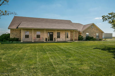 Amarillo Single Family Home For Sale: 18101 Costley W Rd