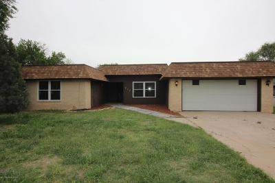 Canyon Single Family Home For Sale: 717 Taylor Ln