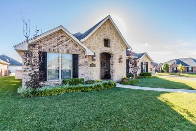 Amarillo Single Family Home For Sale: 8409 Kinderhook Ct