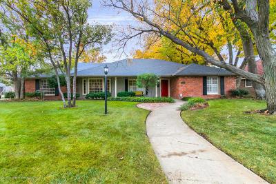 Amarillo Single Family Home For Sale: 6201 Jameson Rd
