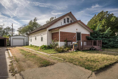 Panhandle Single Family Home For Sale: 407 Euclid