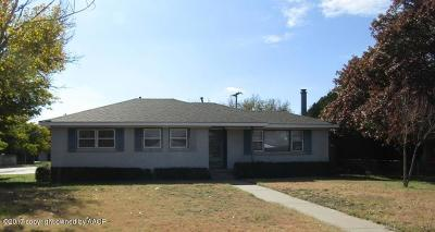 Single Family Home For Sale: 5401 15th Ave