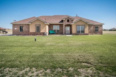 Bushland Single Family Home For Sale: 18400 19th St