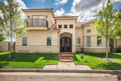 Randall County Single Family Home For Sale: 6001 Tuscany Village