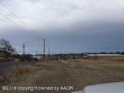 Amarillo Residential Lots & Land For Sale: Hayes N St