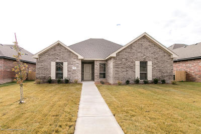 Amarillo Single Family Home For Sale: 9111 Kori