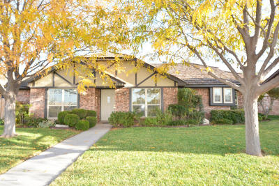 Randall County Single Family Home For Sale: 6314 Hampton Dr