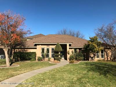 Single Family Home For Sale: 3523 Plum Ln