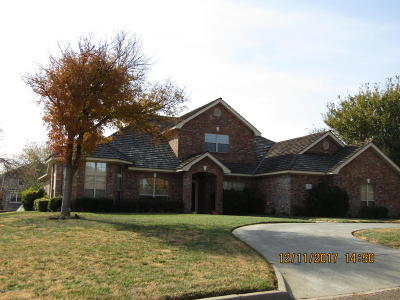 Borger Single Family Home For Sale: 6 Glenbrook Drive